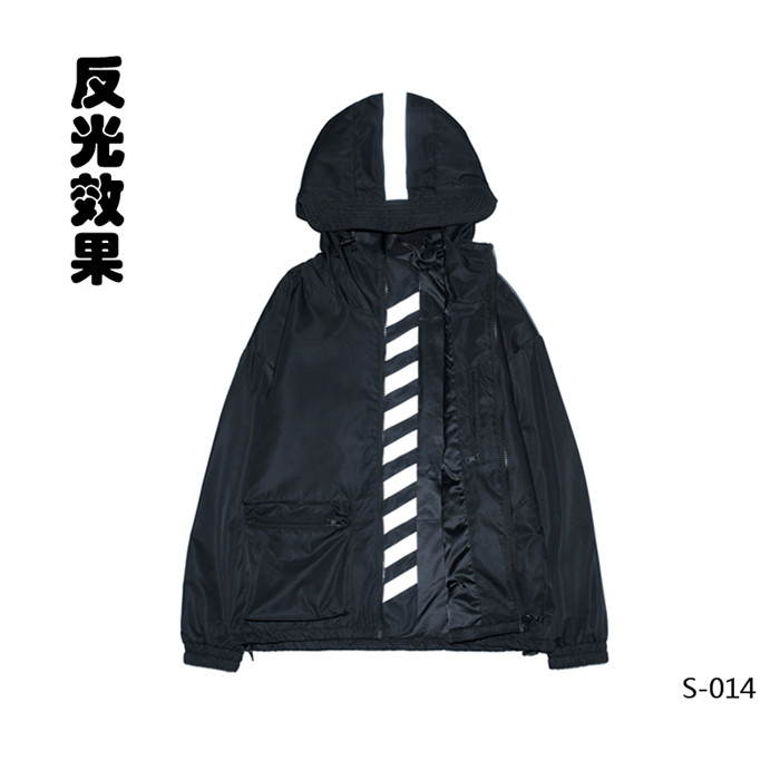 OFF WHITE Men's Outwear 10