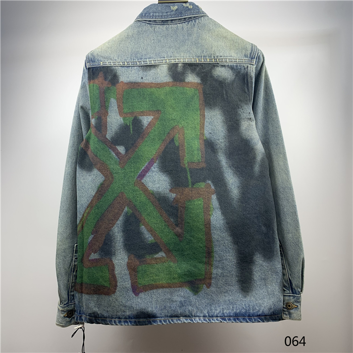 OFF WHITE Men's Outwear 104