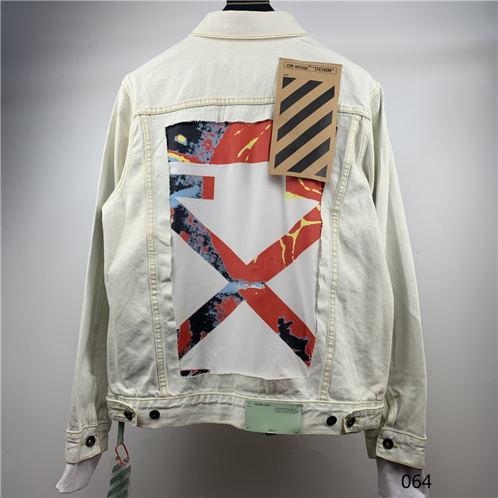 OFF WHITE Men's Outwear 105