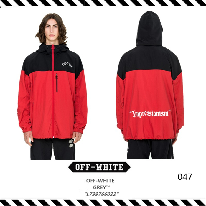 OFF WHITE Men's Outwear 112