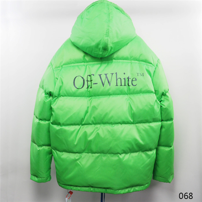 OFF WHITE Men's Outwear 116
