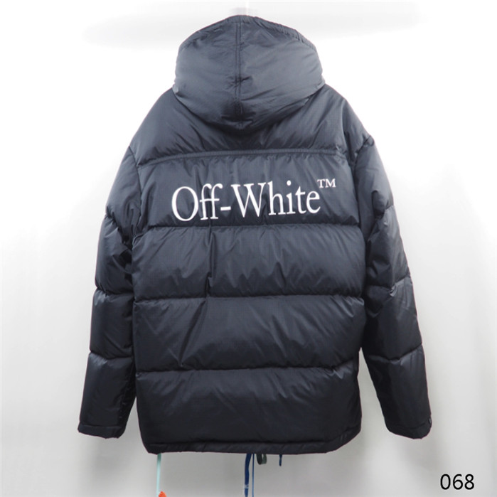 OFF WHITE Men's Outwear 119