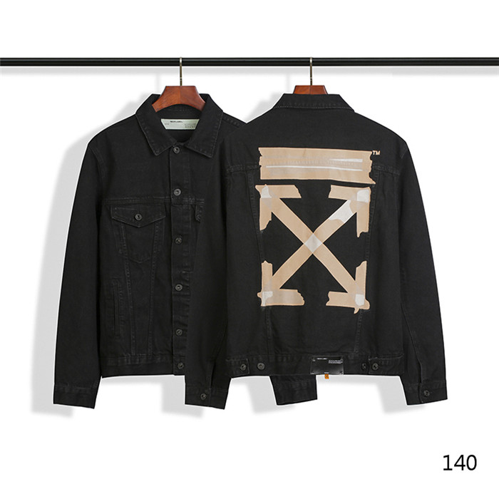 OFF WHITE Men's Outwear 19