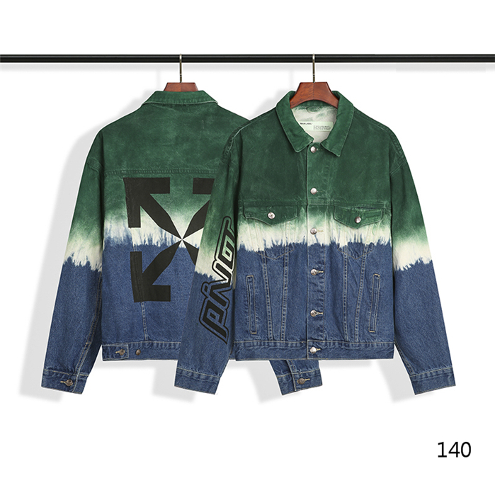 OFF WHITE Men's Outwear 76