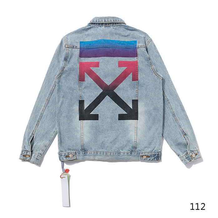 OFF WHITE Men's Outwear 77