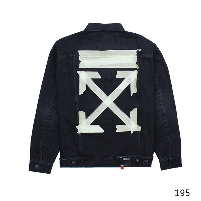 OFF WHITE Men's Outwear 79