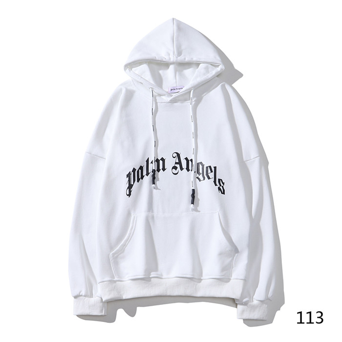 Palm Angles Men's Hoodies 124