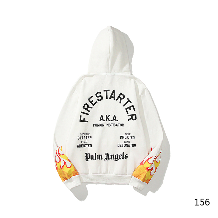Palm Angles Men's Hoodies 180