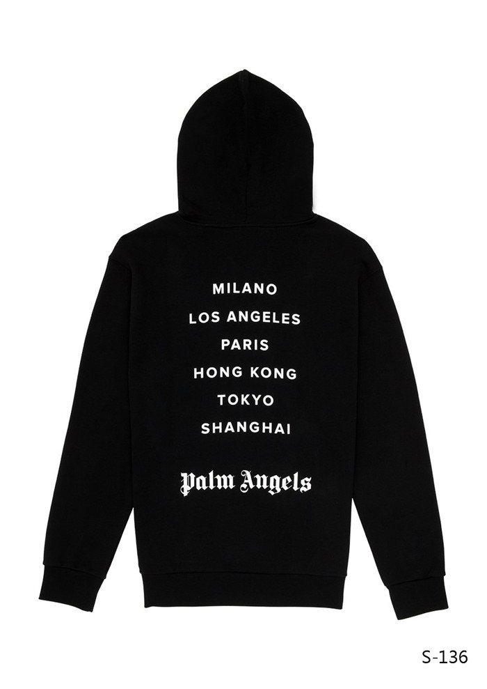 Palm Angles Men's Hoodies 184