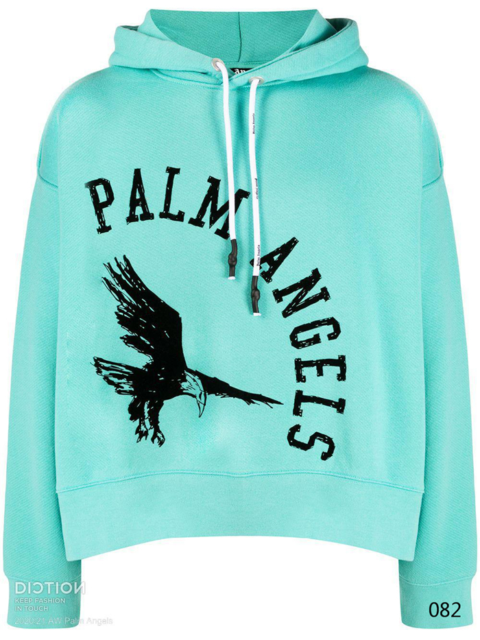 Palm Angles Men's Hoodies 221