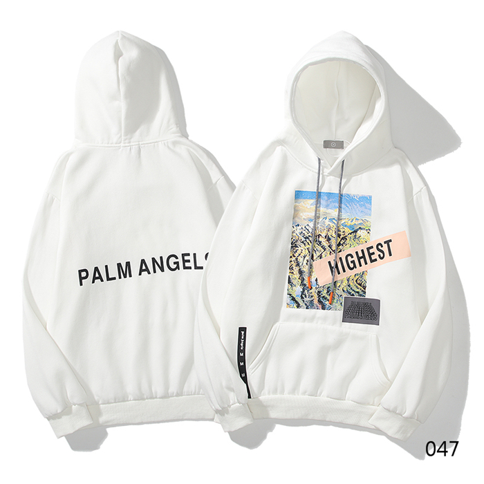 Palm Angles Men's Hoodies 262