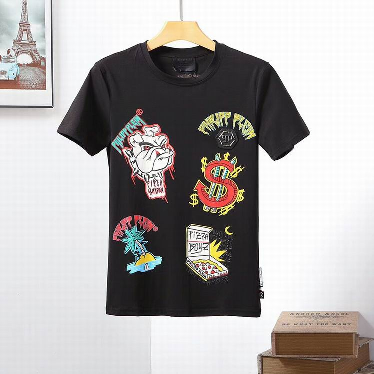 Philipp Plein Men's T-shirts 1012