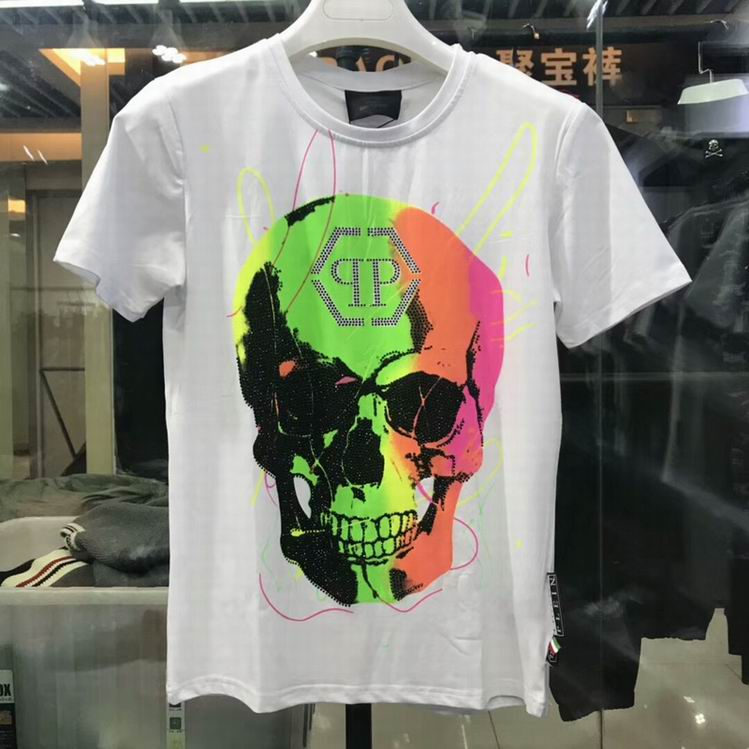 Philipp Plein Men's T-shirts 1018