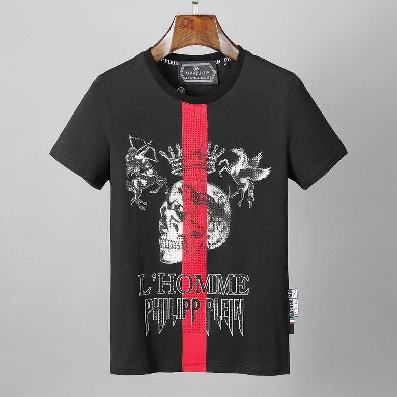 Philipp Plein Men's T-shirts 1060