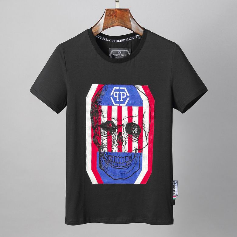 Philipp Plein Men's T-shirts 1068