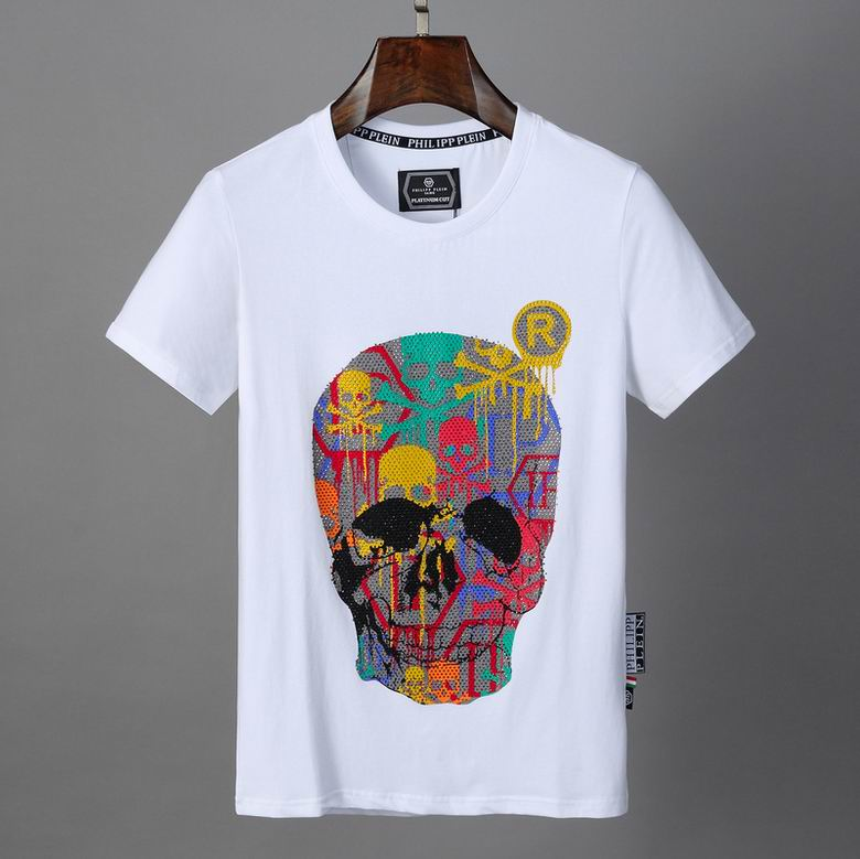 Philipp Plein Men's T-shirts 1070
