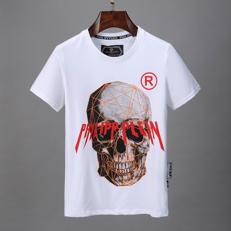 Philipp Plein Men's T-shirts 1072