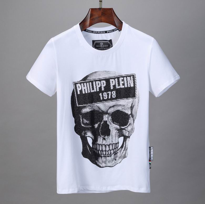 Philipp Plein Men's T-shirts 1076