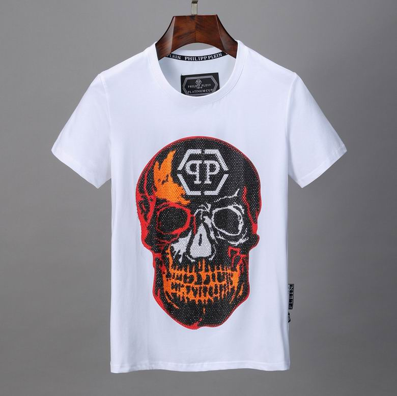 Philipp Plein Men's T-shirts 1078