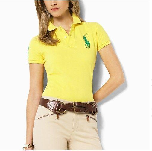 Ralph Lauren Women's Polo 93