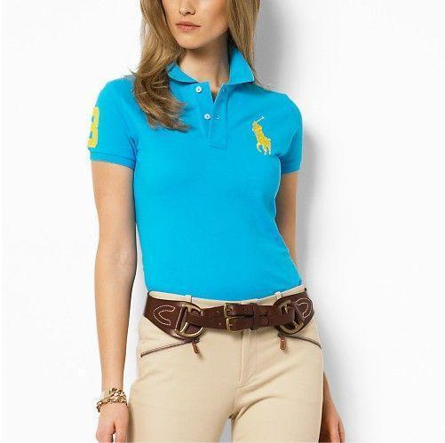 Ralph Lauren Women's Polo 96