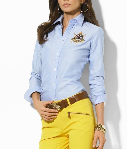 Ralph Lauren Women's Shirts 21
