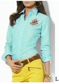 Ralph Lauren Women's Shirts 24
