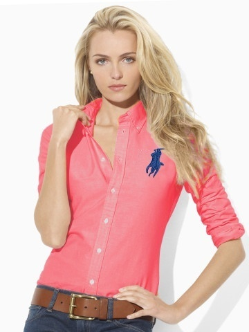 Ralph Lauren Women's Shirts 32