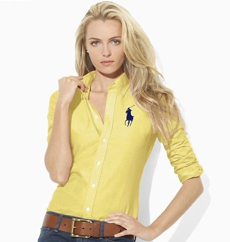 Ralph Lauren Women's Shirts 34