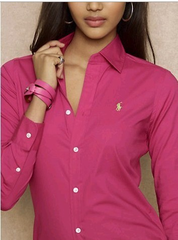 Ralph Lauren Women's Shirts 40