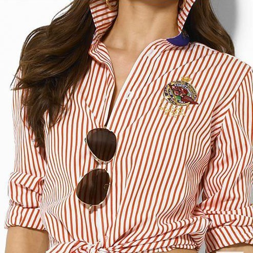 Ralph Lauren Women's Shirts 44