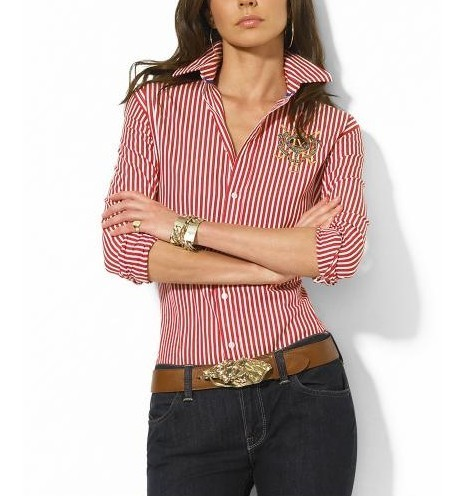 Ralph Lauren Women's Shirts 49