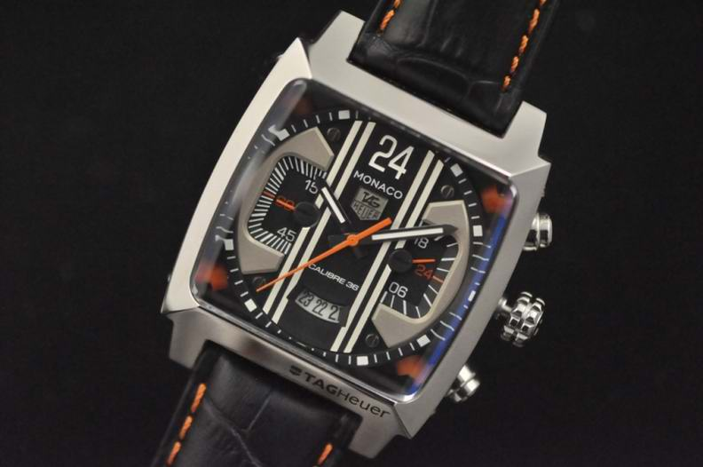 TAG Heuer Watch 607