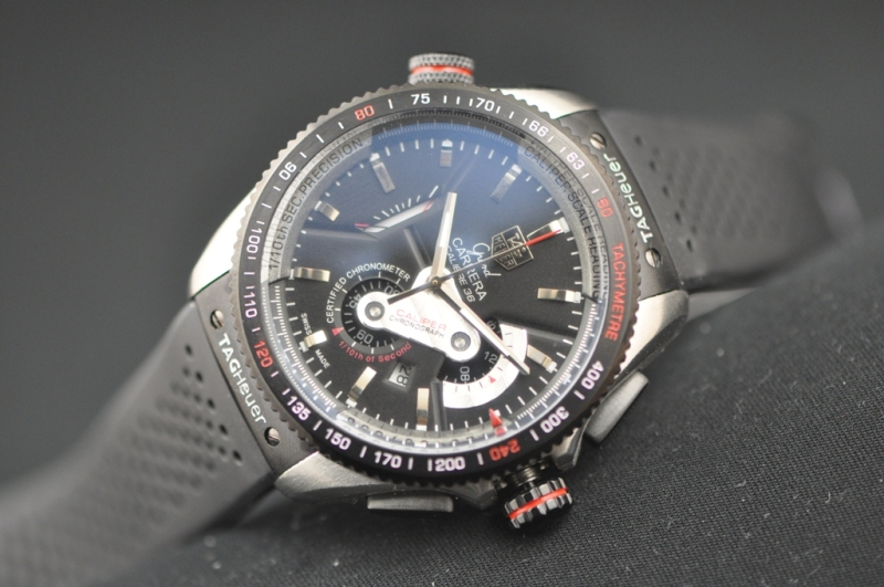 TAG Heuer Watch 652