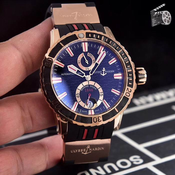 Ulysse Nardin Watch 33