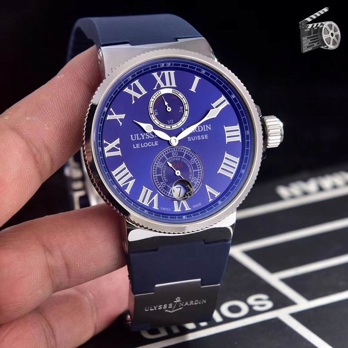 Ulysse Nardin Watch 34