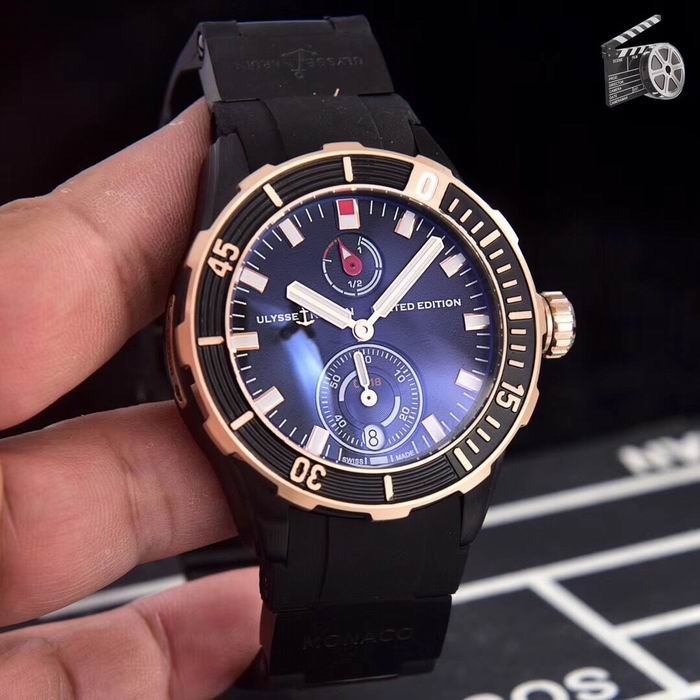 Ulysse Nardin Watch 37