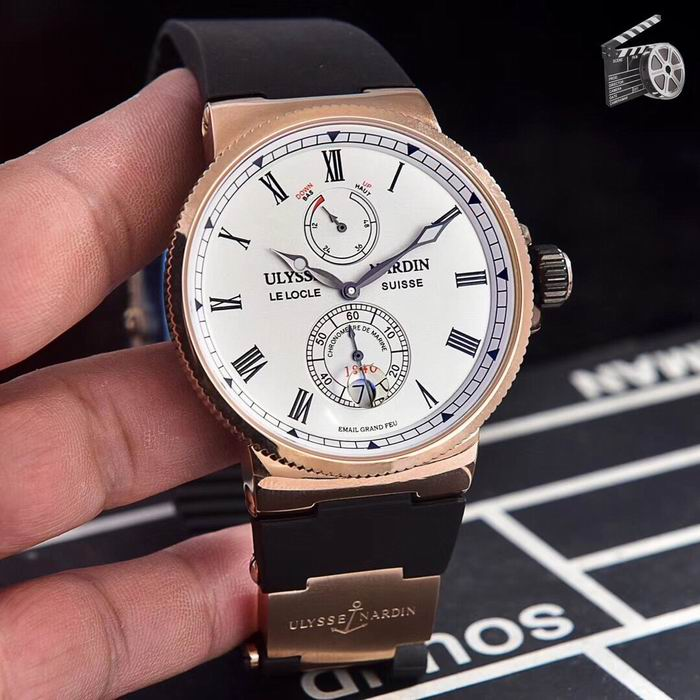 Ulysse Nardin Watch 38
