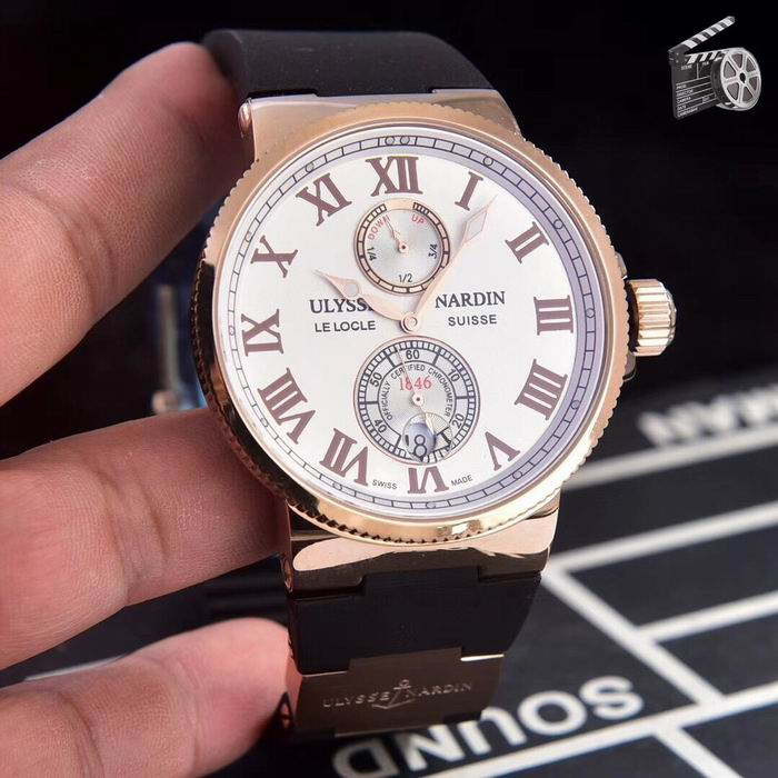 Ulysse Nardin Watch 40