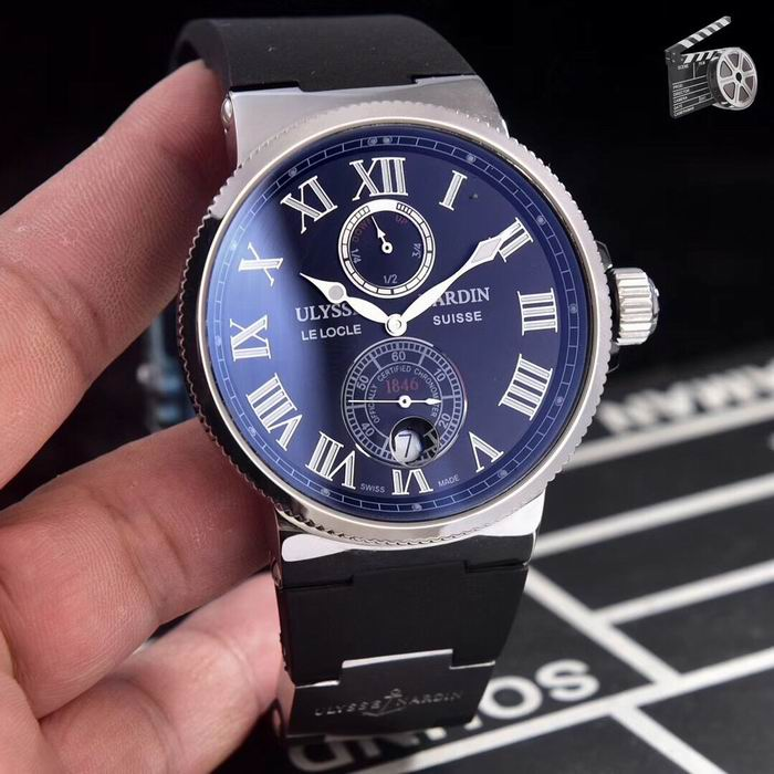 Ulysse Nardin Watch 42