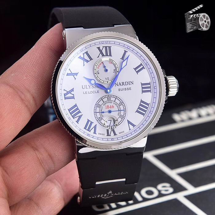 Ulysse Nardin Watch 44