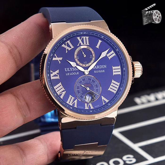 Ulysse Nardin Watch 48