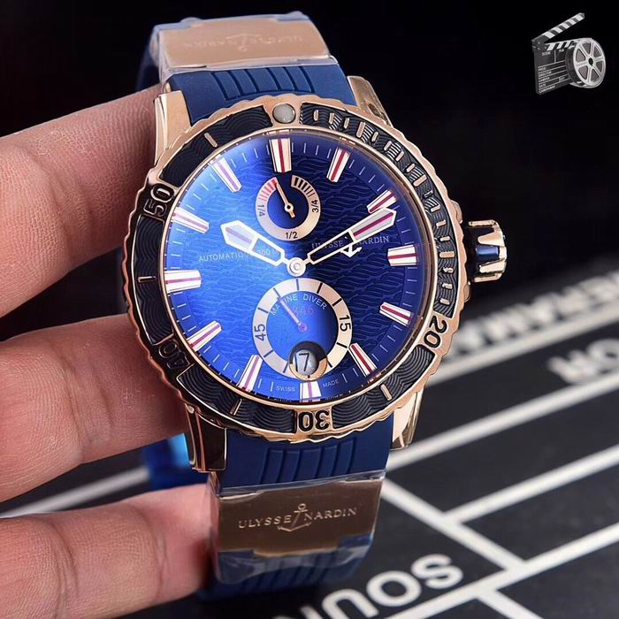 Ulysse Nardin Watch 49