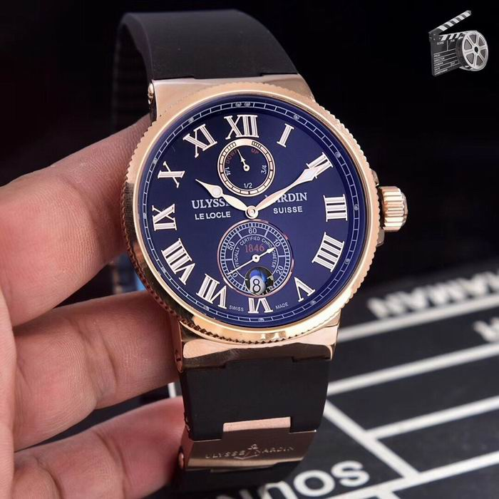 Ulysse Nardin Watch 50