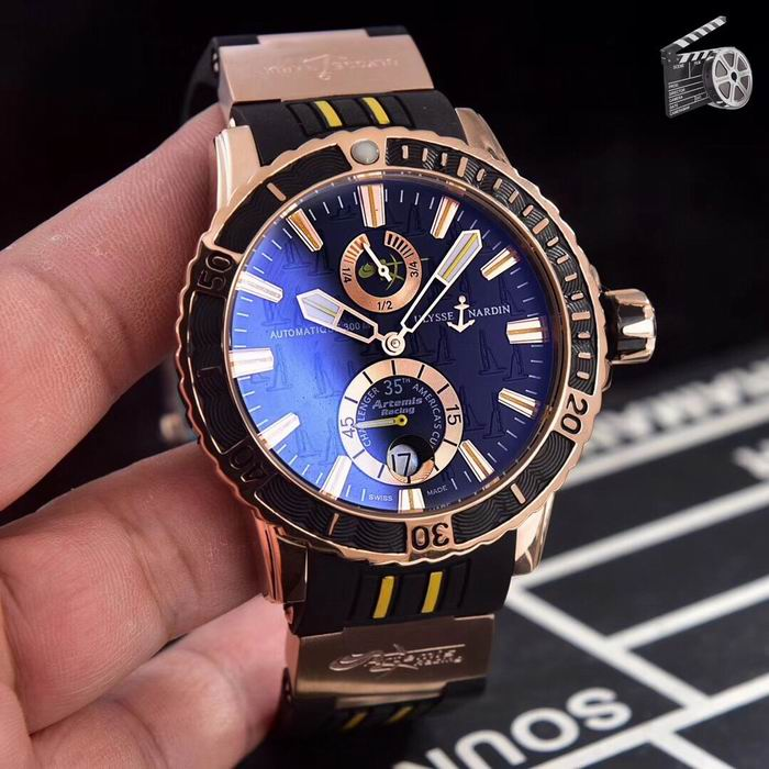 Ulysse Nardin Watch 51