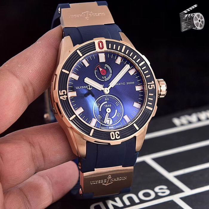 Ulysse Nardin Watch 52