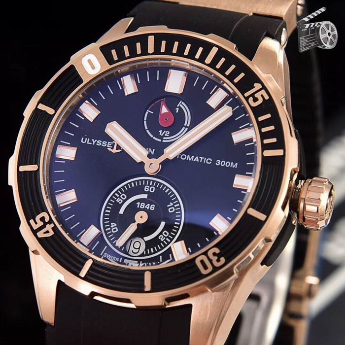 Ulysse Nardin Watch 55
