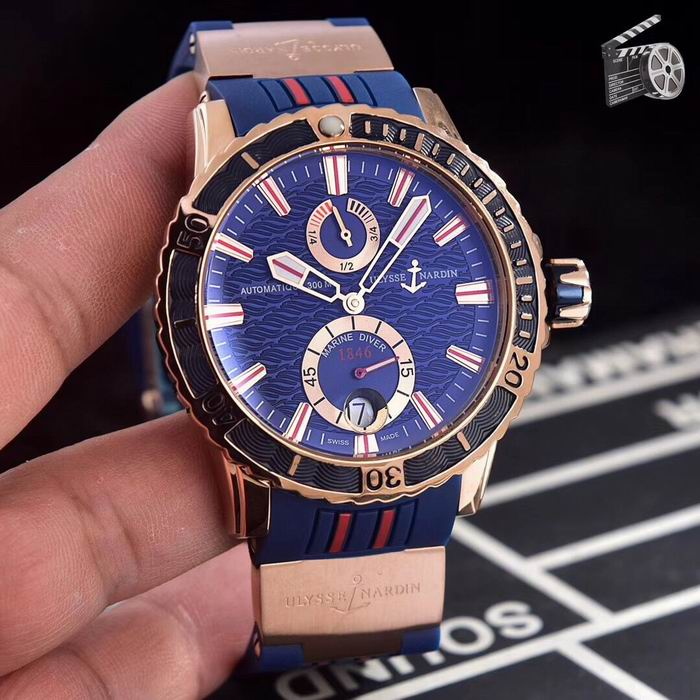 Ulysse Nardin Watch 56