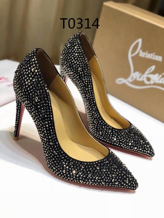Louboutin Women's Shoes 01