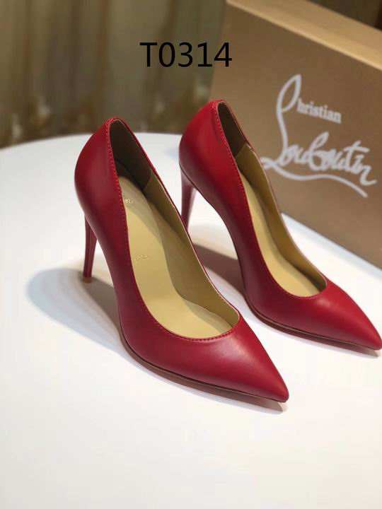 Louboutin Women's Shoes 10